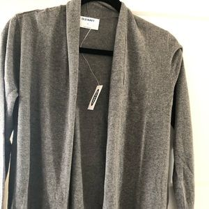 Brand new Old Navy gray cardigan size XS